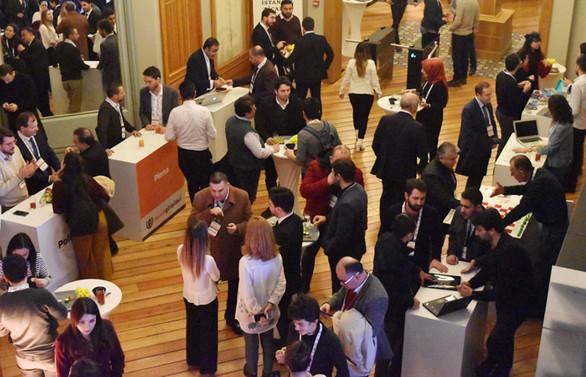 7 mucit girişimci projelerini anlatarak yatırımcılardan destek istedi