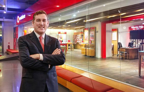 Vodafone Türkiye, çift haneli büyümeyi sürdürdü