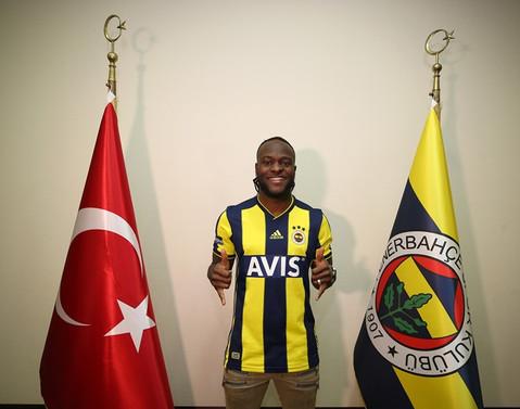 Victor Moses, Fenerbahçe'de
