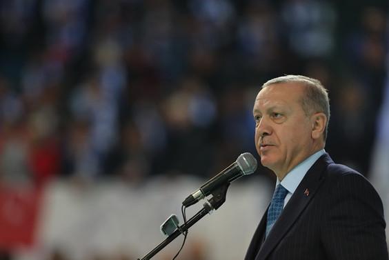 Erdoğan: Döviz düşmeye başladı