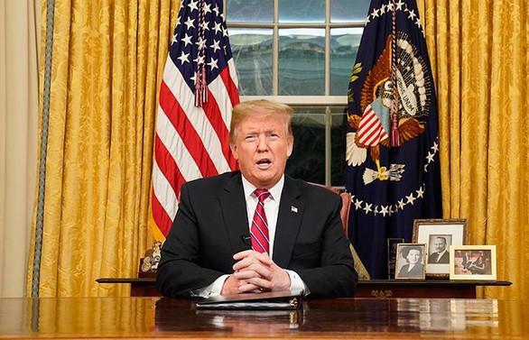 Trump: Hükümetin açılması için uzlaşma sağlandı
