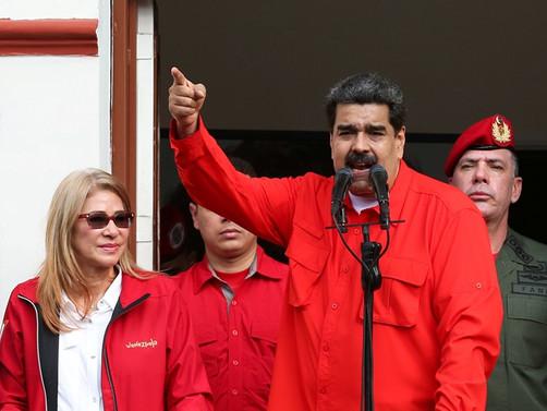 Maduro: Darbeyi bozguna uğratacağız