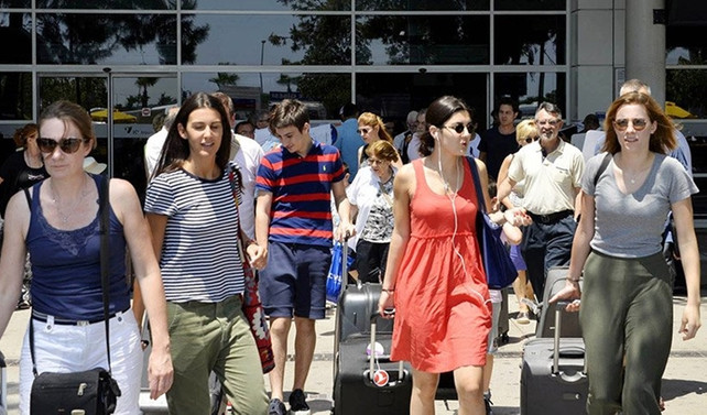 Turizmde yeni rekor beklentisi