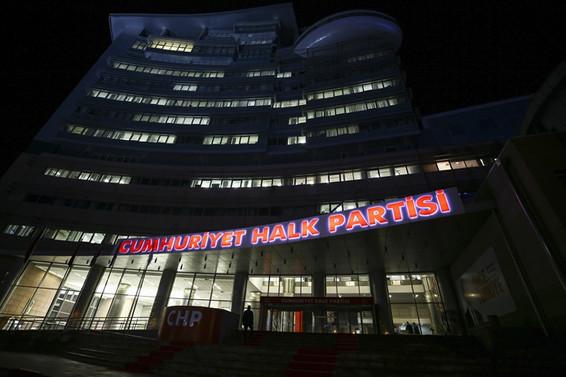 CHP'de 'gergin' PM toplantısı