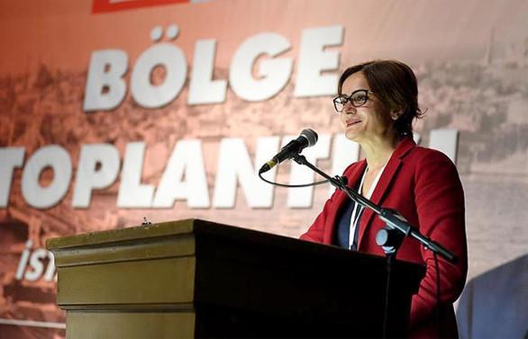 CHP İstanbul İl Başkanı Kaftancıoğlu istifadan vazgeçti