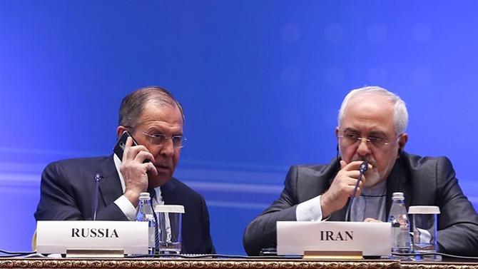Lavrov ve Zarif Venezuela'yı görüştü