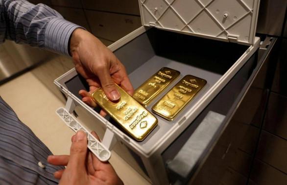 Zorunlu karşılık kapsamındaki altın miktarı yüzde 40 azaldı