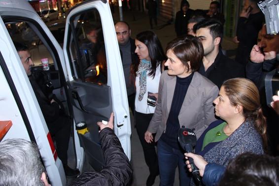CHP Eyüpsultan İlçe Başkanlığı'na saldırı