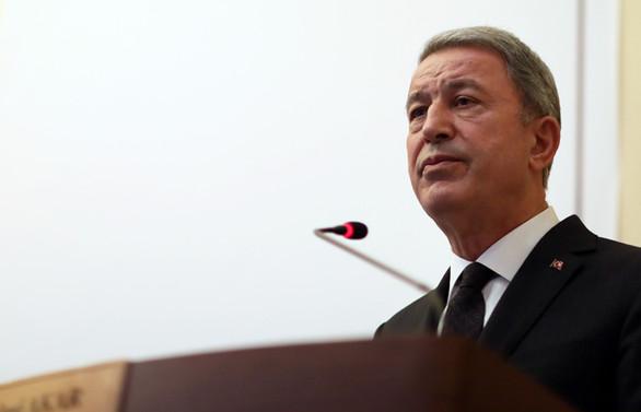Savunma Bakanı Akar: TSK her türlü hazırlığı tamamladı