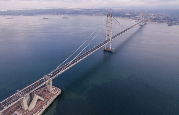 Osmangazi Köprüsü satılıyor