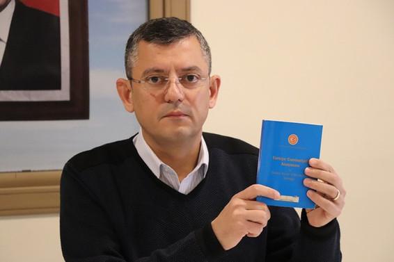 CHP'den Binali Yıldırım'ın istifa kararıyla ilgili ilk tepki