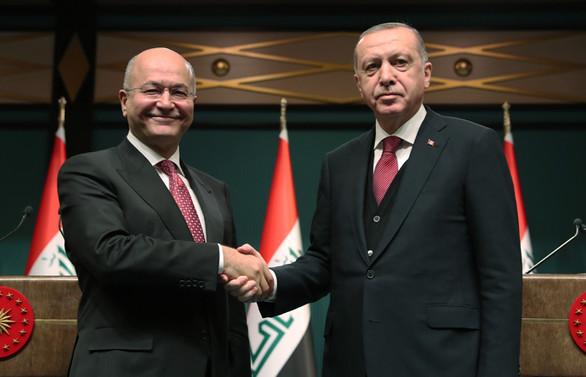 İki liderden işbirliğini geliştirme mesajı
