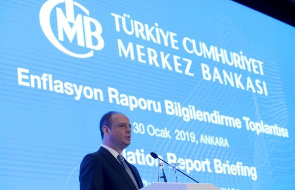 Tcmb Enflasyon Beklentisini Açıkladı Finans Haberleri
