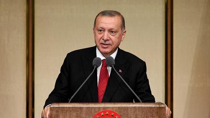 Erdoğan: Linç kampanyası başlattılar