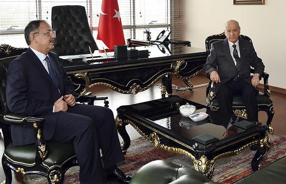 AK Parti kimi aday gösterirse MHP onu destekler