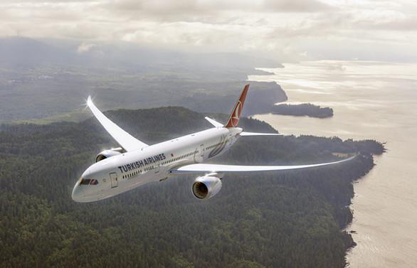 THY uçuşlarında 600 bin yolcu internete bağlandı