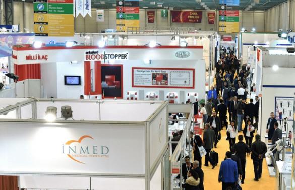 Medikal sektörü İstanbul'da buluşacak
