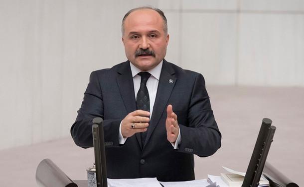 Usta, Samsun Büyükşehir Belediye başkanlığına aday oldu