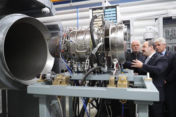 Gökbey'e güç verecek milli motor başarıyla test edildi