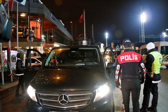 İstanbul'un 39 ilçesinde denetim