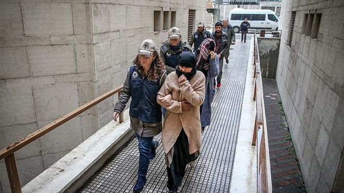 Bursa'daki DEAŞ operasyonunda 4 tutuklama
