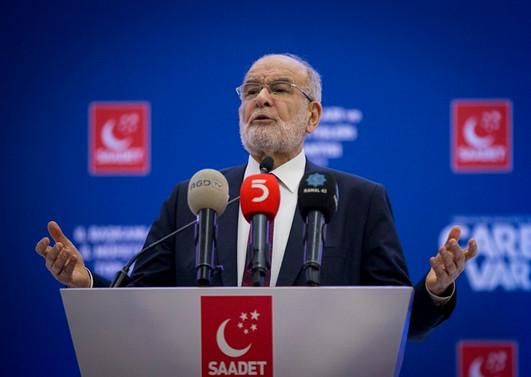 Saadet Partisi 70 belediye başkan adayını açıkladı