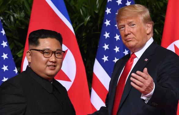 Trump: Baksanıza roketler yok, gayet iyi gidiyoruz