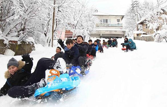 28 ilde eğitime kar tatili