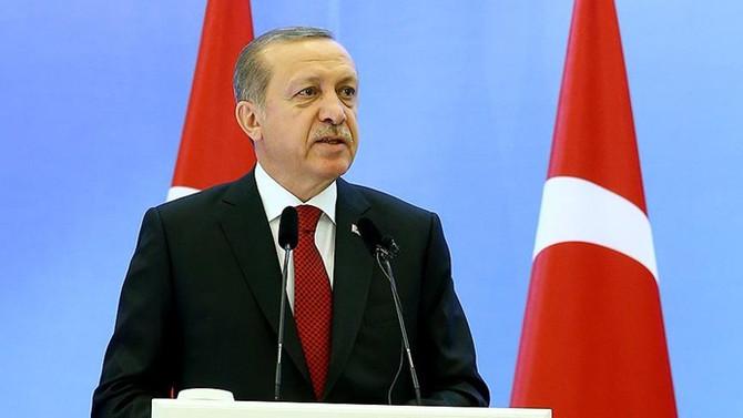 Erdoğan: Trump Suriye'den çekilme kararı alarak doğru bir adım attı