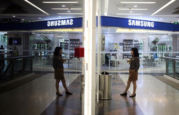 Çin, Apple'ın ardından Samsung'u da üzdü