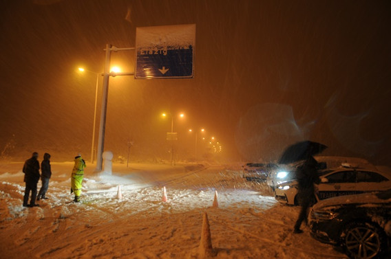 Bingöl-Elazığ kara yolu kapandı
