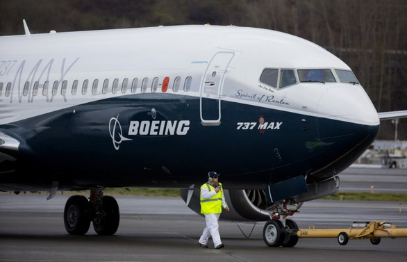 Boeing 1 yılda 806 uçak teslim etti
