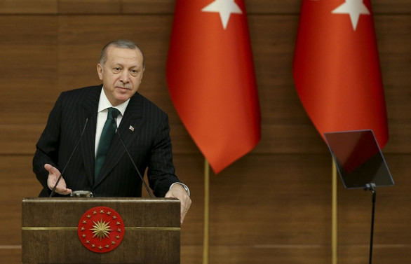 Erdoğan: Plastik poşetle savaş başlattık