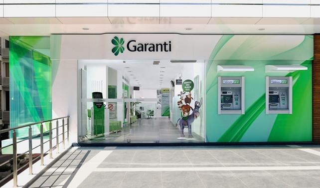 Garanti Bankası yüzde 5 kredi büyümesi bekliyor