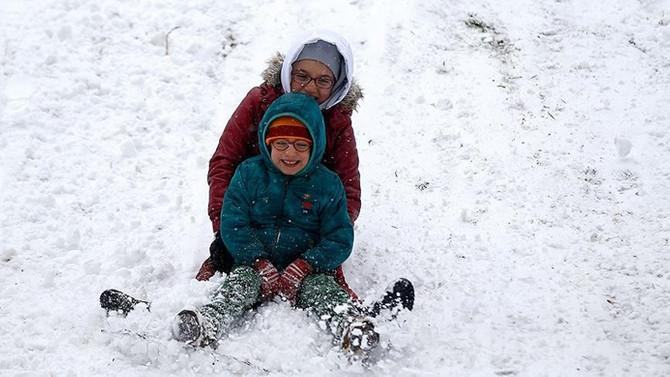 9 ilde okullara kar tatili