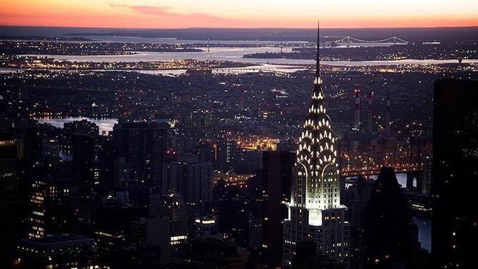New York'un en ünlü gökdelenlerinden Chrysler binası satışa çıkarıldı