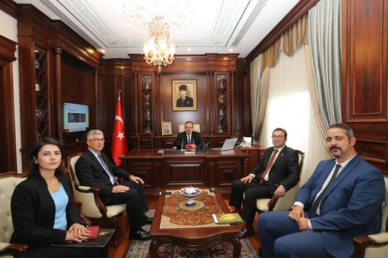 """BEBKA'nın """"Bursa İli Üniversite İhtiyaç Analizi Projesi"""" başladı"""