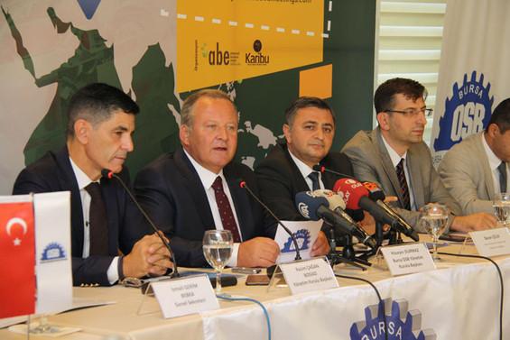 Endüstrinin kalbi Bursa'da atacak