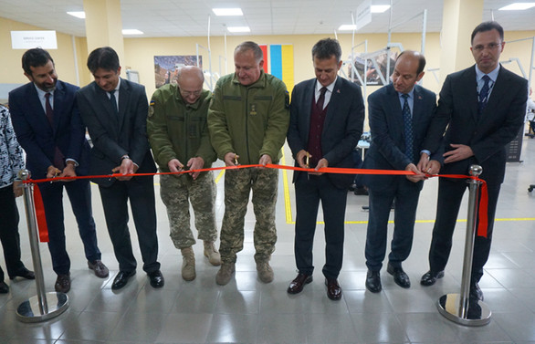 ASELSAN, Ukrayna'da telsiz üretecek