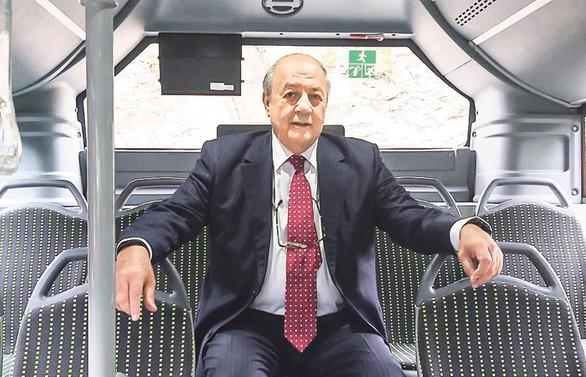 'AOS' ile sağdan direksiyon otobüs pazarına talibiz'