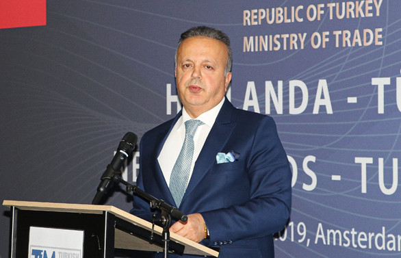 Gülle: Gümrük birliği yatırımlarda yeni bir dönem başlatır
