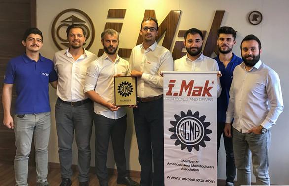 I-MAK, AGMA'ya yeni üyeliğini duyurdu