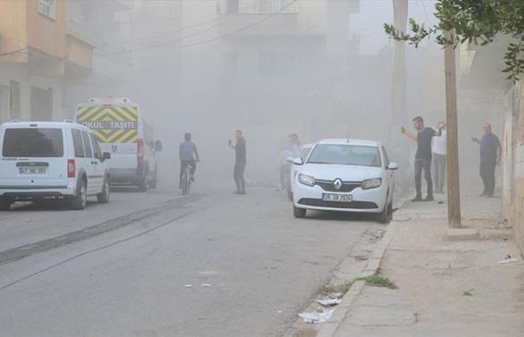 Mardin'de sivillere havanlı saldırı, 8 kişi hayatını kaybetti
