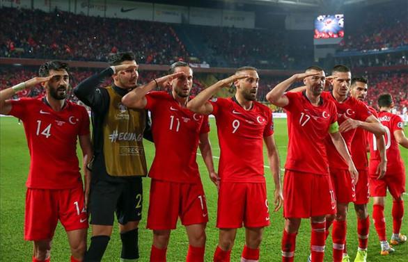 Milliler, Arnavutluk'u tek golle geçti