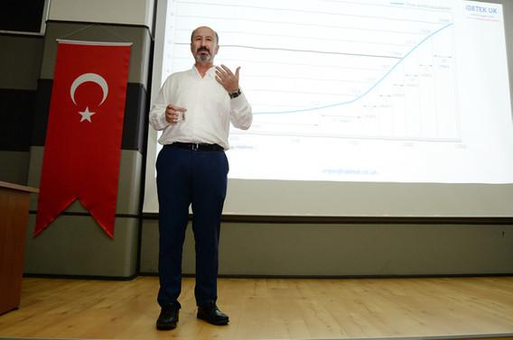 """""""Türklerin girişimcilikle ilgili bir sorunu yok"""""""