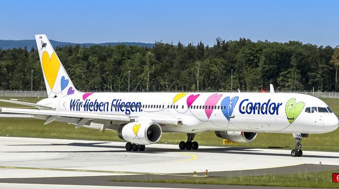 Almanya'nın Condor destek kredisine onay çıktı