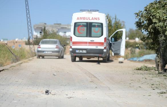 Kızıltepe'ye yapılan saldırılarda 2 kişi hayatını kaybetti