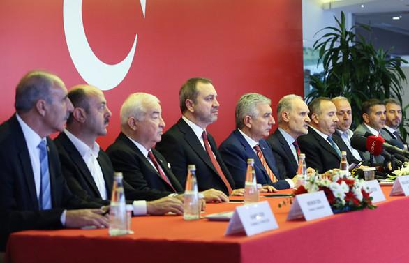 İstanbul iş dünyasından Barış Pınarı Harekatı'na destek