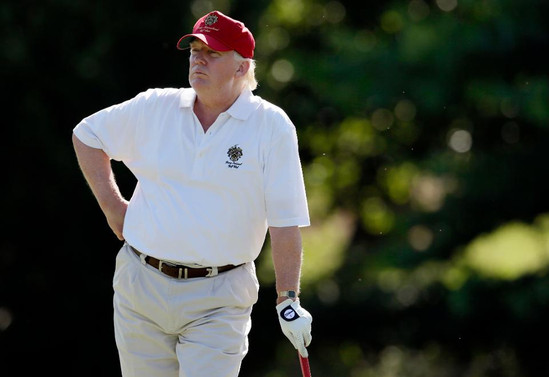 Trump, G7 zirvesini otelinde düzenleyecek