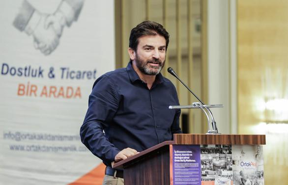 İTO Eski Başkanı Murat Yalçıntaş'tan genç CEO'lara tavsiye: İrtifanızı koruyun
